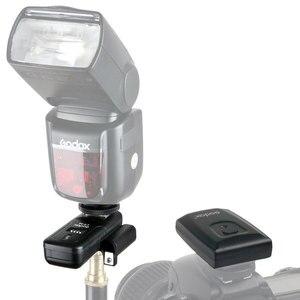 Image 5 - Беспроводной триггер Godox для камеры Canon, Nikon, Pentax, Olympus, 16 каналов, 2x приемник, вспышка