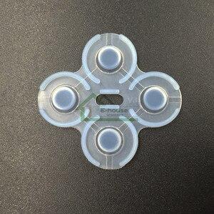 Image 3 - [100เซ็ต/ล็อต]สำหรับSony PS3ควบคุมD Ual S Hock 3ส่วนซ่อมซิลิโคนc onductiveแผ่นยางเปลี่ยน