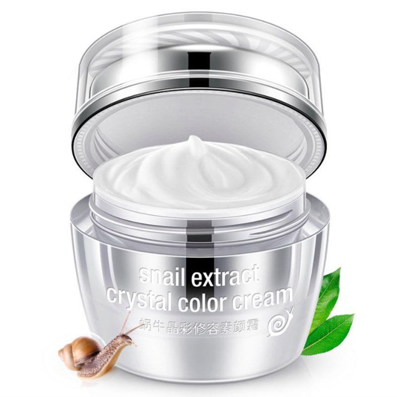2018 New Anti Wrinkle Anti Aging Snail Moist Nourishing Facial Cream Cream Imported Raw Materials Skin Care Wrinkle Firming