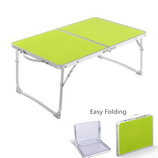 Genial Notebook Computer Desk 360 Rolling Adjustable Lapdesk Folding Laptop Table  Stand Desk Portable Picnic Bed Sofa