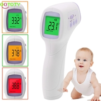 Multi Purpose Infrared LED Digital Thermometer Adult Human Home Fever Measuring