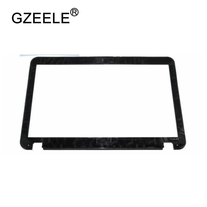 GZEELE New Laptop LCD Front Bezel Cover For HP For Pavilion dv6-3000 LED Screen Cover Front Frame black original 615279 001 pavilion dv6 dv6 3000 laptop notebook pc motherboard systemboard for hp compaq 100% tested working perfect