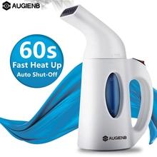 Augienb перегрева автоматическое Мощность выкл/быстро тепла ручной отпариватель одежды Портативный вертикальная ткань пар 110 В/220 В 150 мл 700 Вт