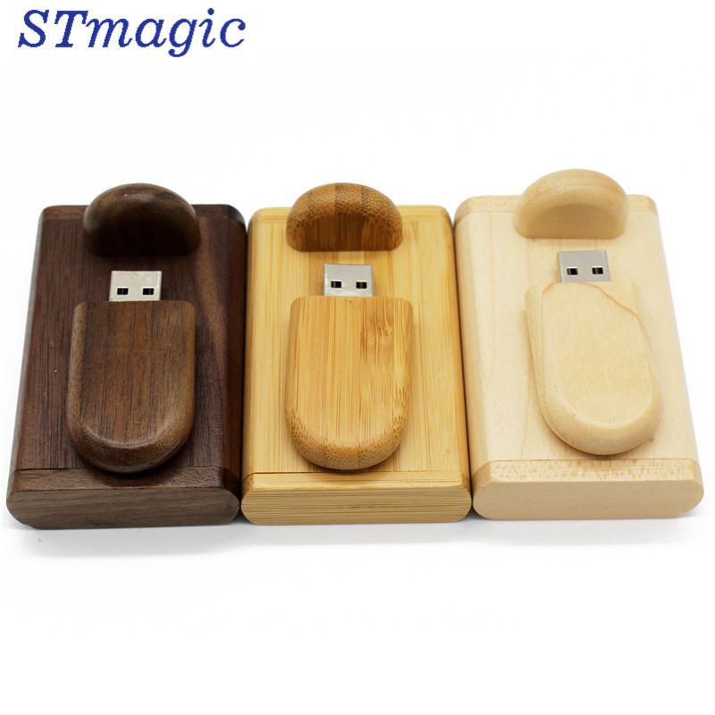 STmagic wooden LOGO usb flash drive 4gb 8gb 16gb Pendrive 32gb 64gb usb stick pen drive 6 style cartoon usb flash drive pen drive super hero 128gb 64gb 32gb 16gb 8gb 4gb usb2 0 pendrive batman silicone usb stick gift