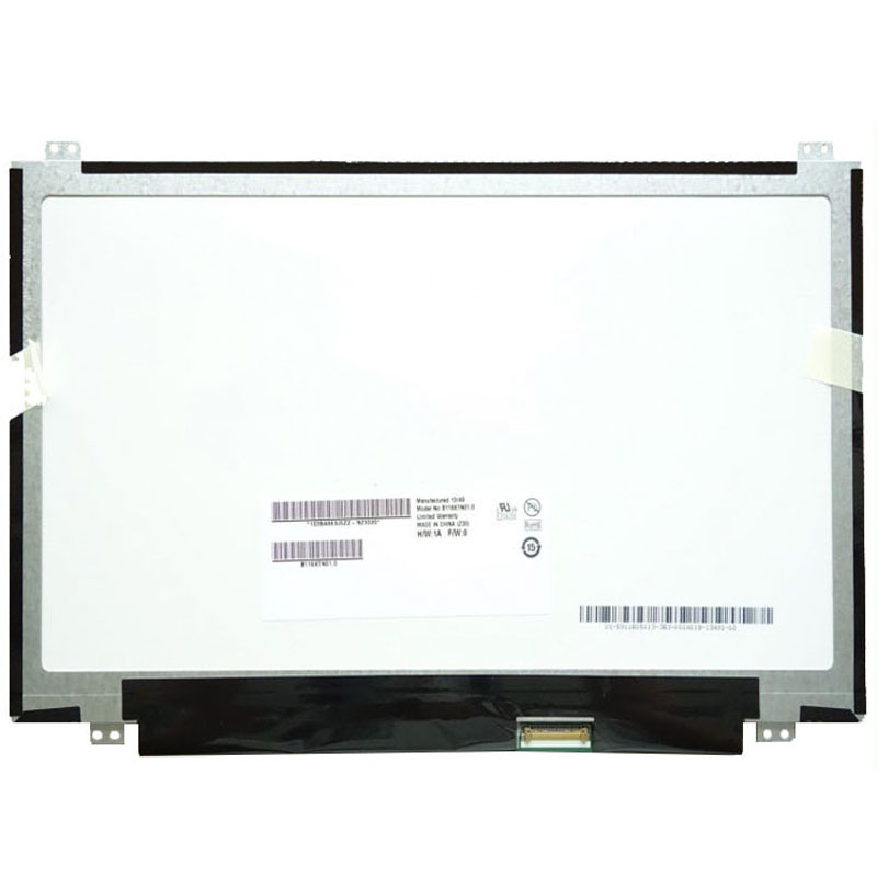 11.6 inch lcd matrix B116XTN01.0 N116BGE-E42 laptop led screen panel 30pin up and down Screw hole