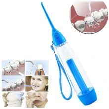Портативная отбеливающая гигиеническая зубная нить, водяная нить, зубная нить для чистки зубов, мундштук, Протез для рта, очиститель, Новинка