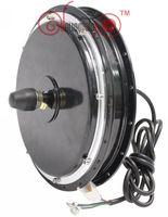 ConhisMotor ebike 1500 Вт 48 В 36 В спереди концентратор Мотор колесо, Электрический велосипед бесщеточный 120 мм 20inch 700c Поддержка дисковые тормоза