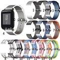 Тканый нейлоновый ремешок для часов Huami Amazfit Bip BIT PACE Lite Youth Smart Watch  сменный Браслет  ремешок на запястье 20 мм