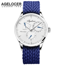 New Design Creative Watch Men Automatic Casual Watches European Design Power Reserve 42 Hours Relogio Male Relojes