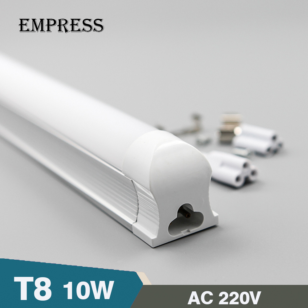 LED Tube Light T8 Lamp 600mm 220v Milky