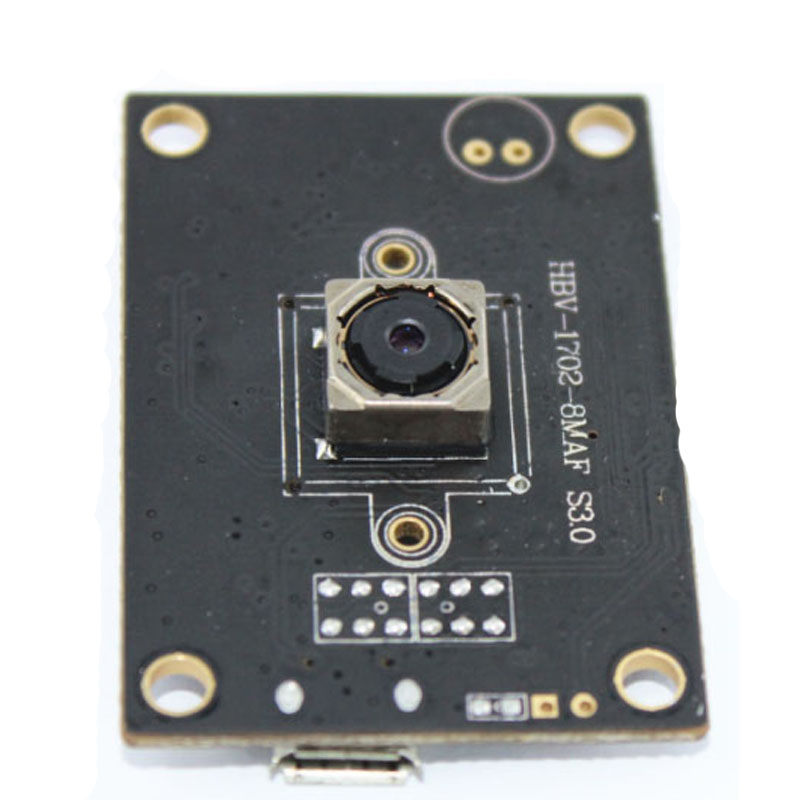 USB Camera Module Micro usb2 0 Sensor IMX179 auto focus camera module 8MP in Surveillance Cameras from Security Protection