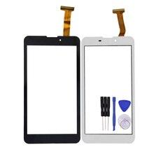Nueva 6 Pulgadas Negro/Blanco XCL-S60002A-FPC3.0 OGS Touch Panel para E60 ZUUM MID Digitalizador Del Sensor de Cristal de Reemplazo