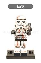XINH 086 Star Wars Minifigure Storm Trooper Single Sale Building Blocks Sets Bricks Toys For Children