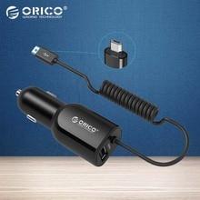 ORICO 2 Порта 5V2. 4A * 1/5V1. 5A * 1 Новый Дизайн USB Зарядное Устройство для Ipad/Iphone с CE/FCC/3C/ROHS (UCA-1U1C)