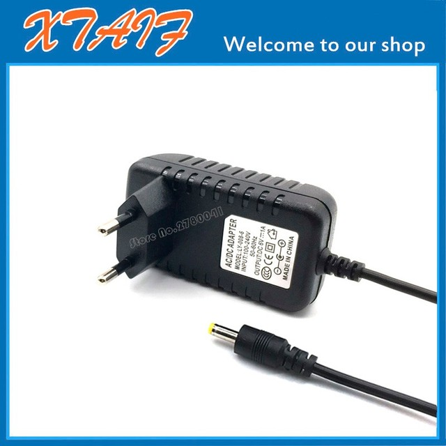 6V AC Adaptor Power Supply for Omron MIT//MIT5s Connect Blood Pressure Monitor
