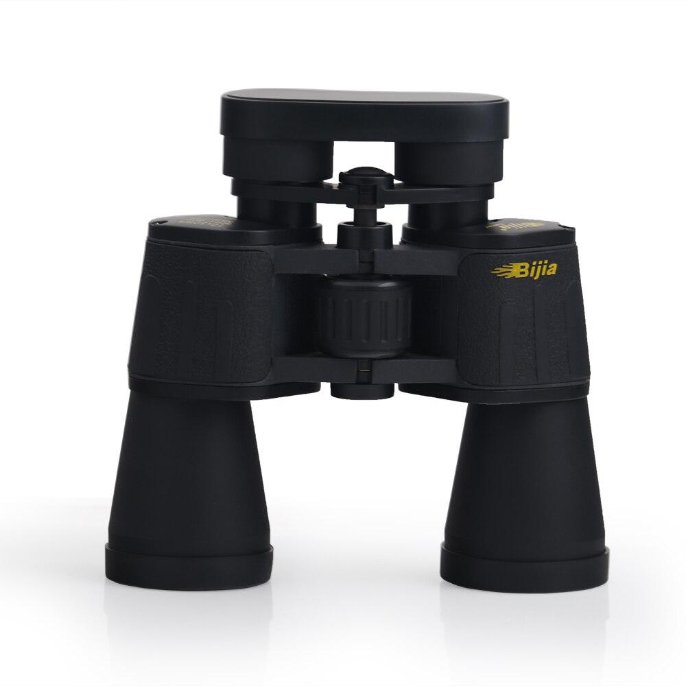 BIJIA 10X50WA HD high-powered marine binoculars for hunting profissional waterproof long range цена и фото