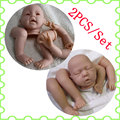 2pcs/Set DIY Reborn Doll Kit Mold Arms Legs Lifelike Assembly Bebe Reborn Doll Kit Toys Accessories Kits#DK-1 Kits#DK-14
