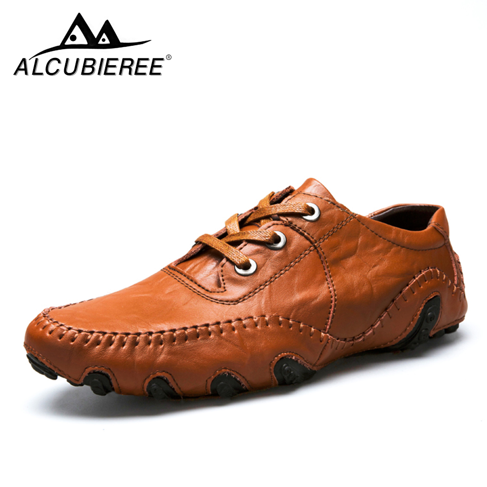 Big Size Men Moccasins Luxury Brand Loafers Genuine Leather footwear causal men shoes designer sneakers male black shoes Adult camel active new men genuine leather casual shoes business men shoes luxury brand spring male footwear sneakers big size shoes