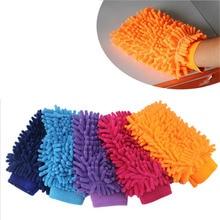 1PCS Car Vehicle Washer Auto Microfiber Cleaning Glove Wash Mitten Cloth Washing Mitt Brush Several High Quality