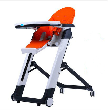 Multi-function baby children eat chair folding portable chair baby to eat eat desk and chair seat