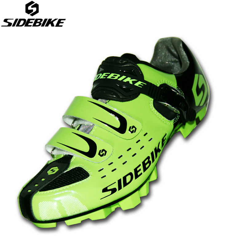 SIDEBIKE MTB Cycling Shoes Anti-slip Breathable Mountain Bike Shoes Zapatillas Ciclismo Auto-lock Bike Bicycle Cycling Shoes