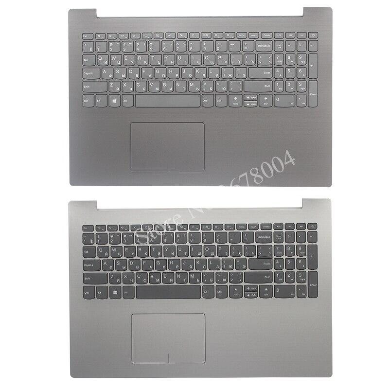 NEW Russian keyboard FOR Lenovo IdeaPad 320 15 320 15IAP 320 15AST 320 15IKB RU keyboard with Palmrest COVER