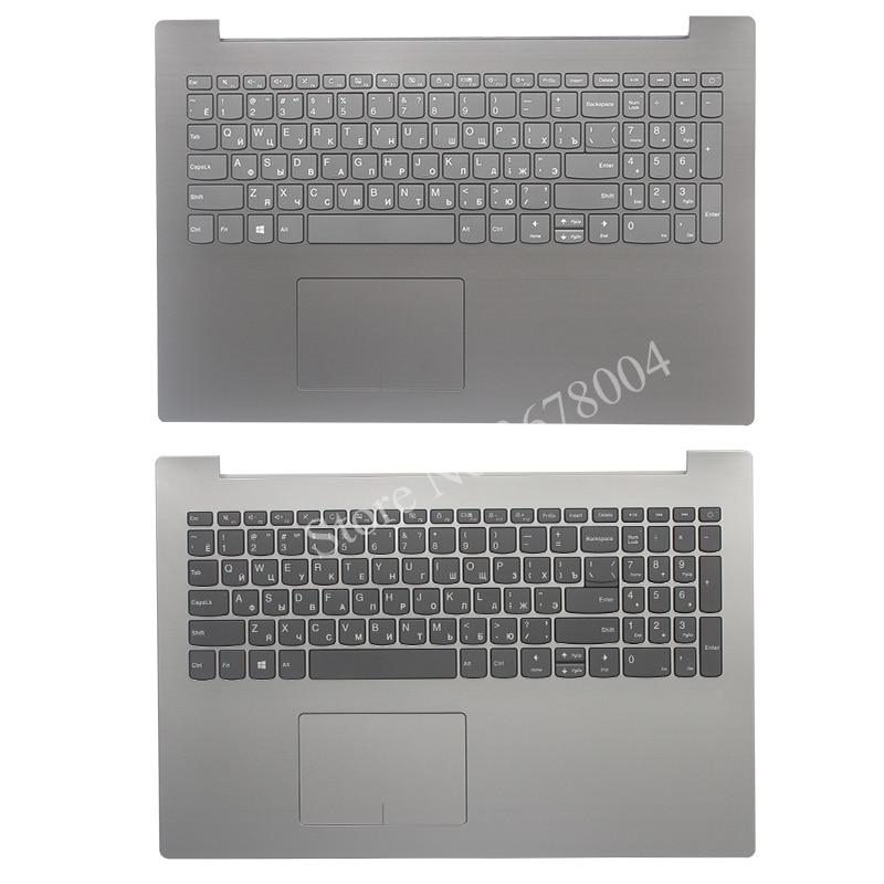 Nouveau clavier russe pour Lenovo IdeaPad 320-15 320-15IAP 320-15AST 320-15IKB RU clavier avec couvercle Palmrest