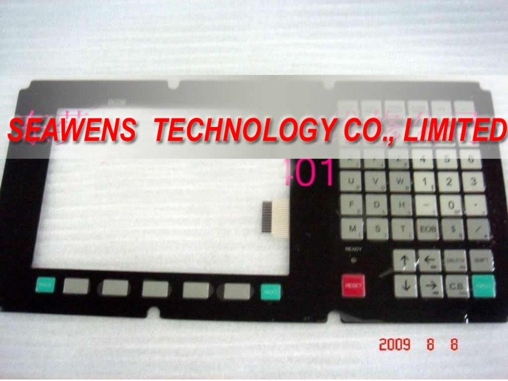 KS-MB952A keypad : KS-MB952A Membrane Keypad for M3 CNC system New 90 days warranty, FAST SHIPPING 8055i cnc 8055i a m fagor key button membrane for cnc system fast shipping