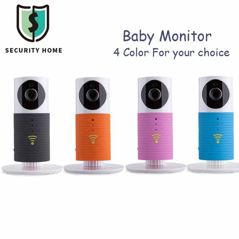 mini wifi baby monitor wireless camera infant baby clever dog home security video night vision. Black Bedroom Furniture Sets. Home Design Ideas