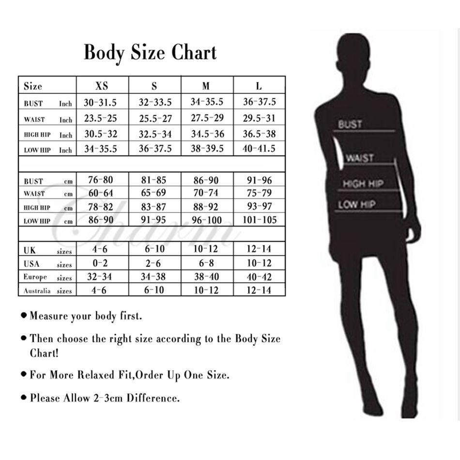 1-size chart