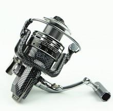 Rompin 2018 hot 12 1BB Seamless Metal Spinning Fishing Reel Carp Bass Sea Fishing Reel Fishing