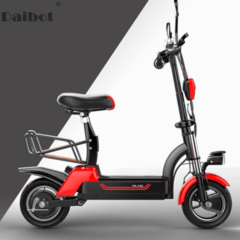 daibot electric scooter off road two wheels self balancing. Black Bedroom Furniture Sets. Home Design Ideas