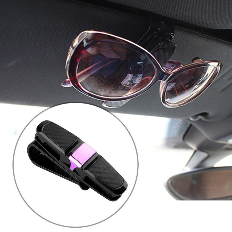 2dd8451926 Buy double sunglasses holder car and get free shipping on AliExpress.com