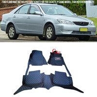 Car Floor Mats Foot Pads For TOYOTA Camry XV30 2001 2002 2003 2004 2005 2006 Car styling