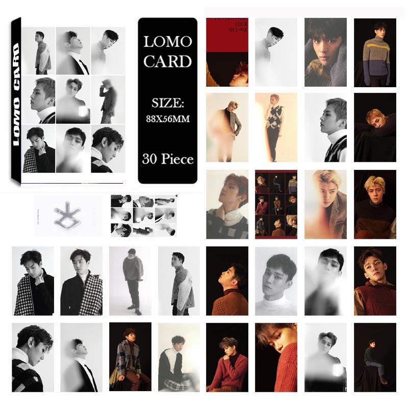 LK441 EXO 07  For Life LOMO 130