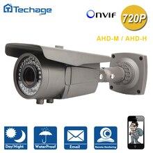 720 P 1080 P AHD Аналоговые Камеры SONY IMX322 Датчик 2.8-12 мм варифокальный объектив ИК Ночного Видения Видеонаблюдения CCTV HD Для DVR