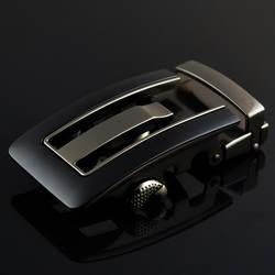 3,5 см ширина Metalen автоматический ремни Пряжка цвета: золотистый, серебристый мужские ремни храповая Пряжка CE25-0355