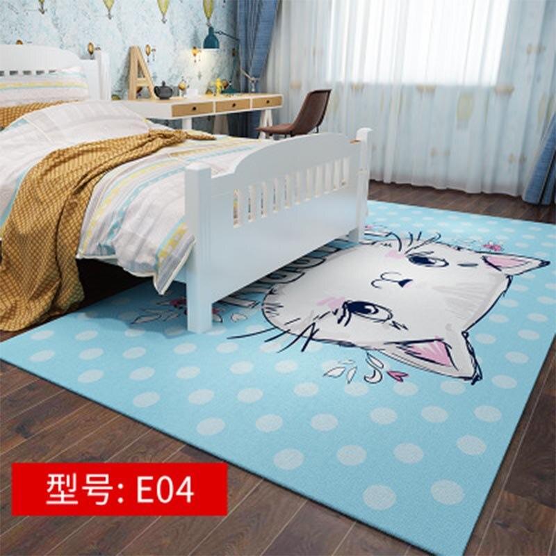 Best Deal 3118 Cartoon Kitty Pink Rug Kids Room Carpet Children