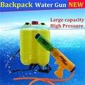 Presión de aire mochila pistola de agua de juguete juego de deportes Shoot pistola alta presión Soaker acción de la bomba pistola exterior pistola