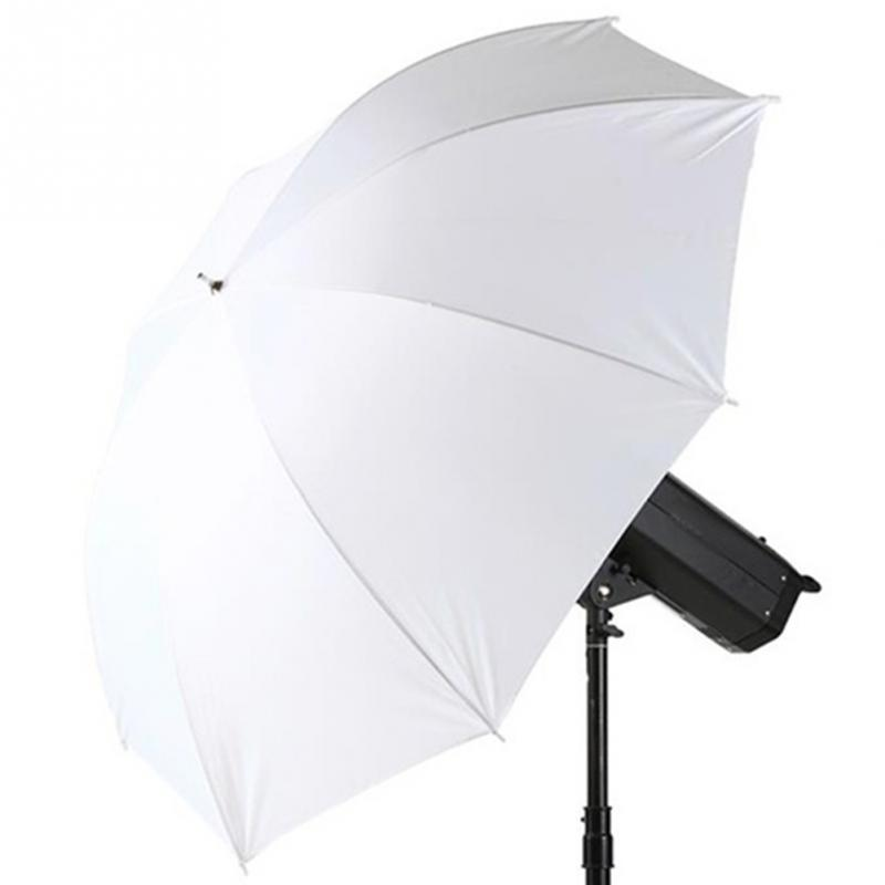 33inch 83cm Photography Accessory Camear Photo Studio Light Flash Diffuser Softbox Translucent Soft White Umbrella