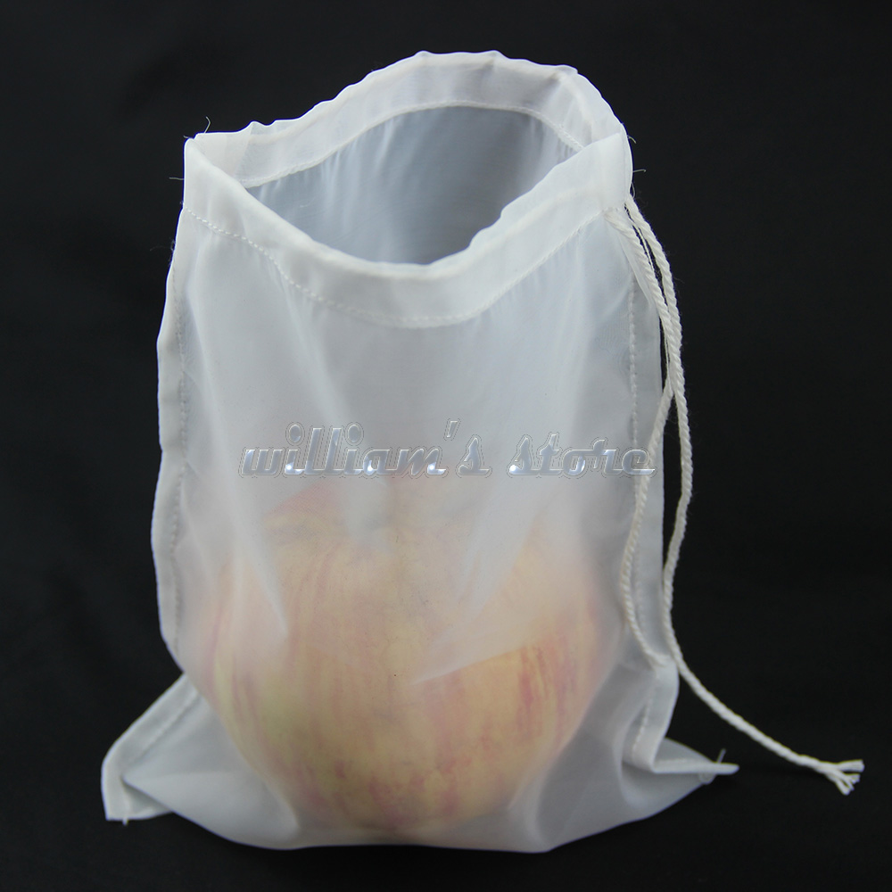 BOILING-FILTER-BAG COFFEE-BUCKET-FILTER Homebrew Beer-Wine Grain-Hops 100-Micron Nylon