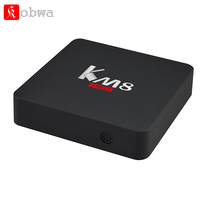KM8 Pro Amlogic S912 Octa Core Smart Android 6 0 TV Box 2G 16G 2 4G