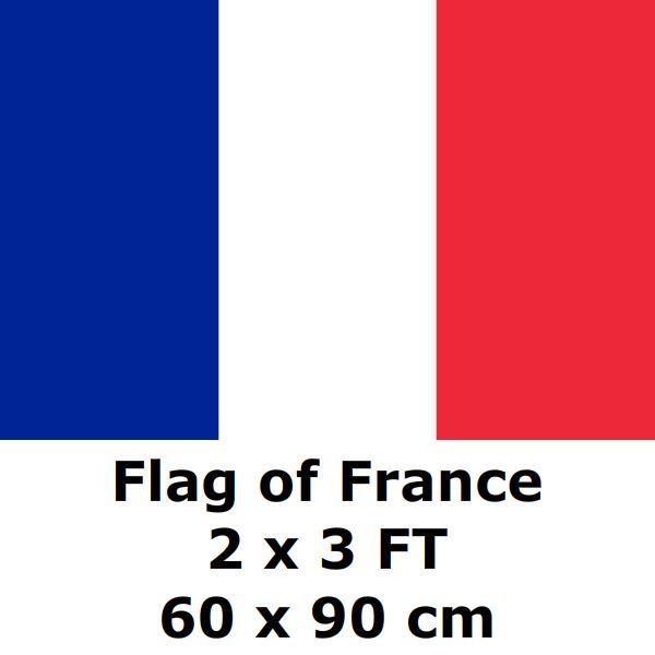 Франция-французский триколор флаг 60x90 см 100D полиэстер Европа флаги и баннеры Страна Баннер государственный флаг