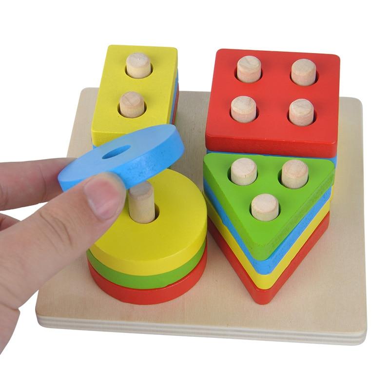 Baby S Brain Development Puzzle Cognitive Development Toys