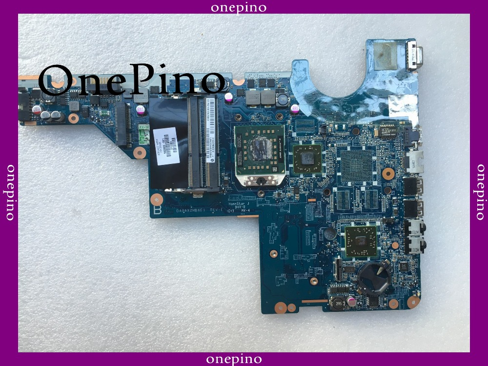 Free Give CPU,For HP Laptop Mainboard 592809-001 CQ42 CQ62 G42 Laptop Motherboard,100% Tested 60 Days Warranty