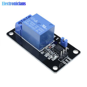 5V1 5V 1 Channel 1CH Relay Module Relay Interface Board For Arduino MCU PIC AVR DSP ARM SCM Household Appliance Control image