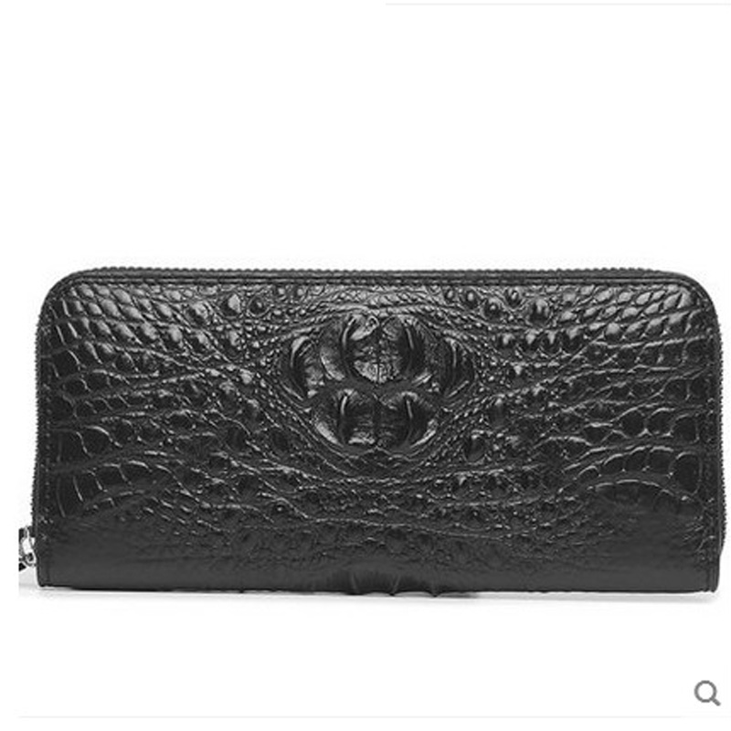 2018 VV lady's purse, crocodile leather women wallet, crocodile leather women purse, women clutch bag yuanyu new crocodile wallet alligatorreal leather women bag real crocodile leather women purse women clutches