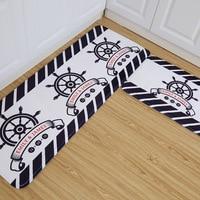 Taobao Hot Sea Anchor Cartoon Printing Pad Pad Pad On A Doormat Door Window