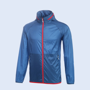Image 2 - Xiaomi man Licht zonnebrandcrème huid jas sneldrogend Waterdicht top Outdoor zon kleding Sportkleding voor mannelijke
