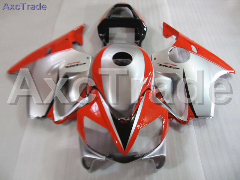 Moto Injection Mold Motorcycle Fairing Kit For Honda CBR600RR CBR600 CBR 600 F4i 2001-2003 01 02 03 Bodywork Fairings Silver gray moto fairing kit for honda cbr600rr cbr600 cbr 600 f4i 2001 2003 01 02 03 fairings custom made motorcycle injection molding